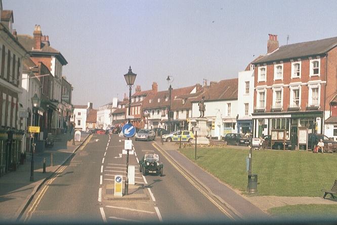 Westerham Green.