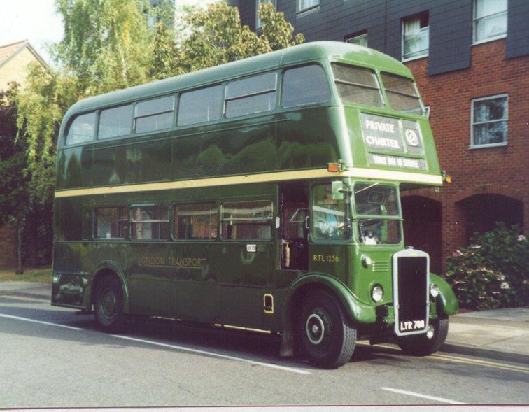 Ian S Bus Stop Hertford Running Day
