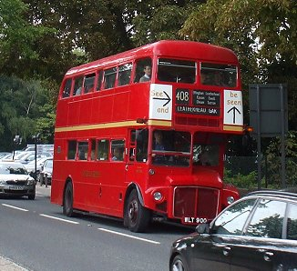 RML900 at East Horsley