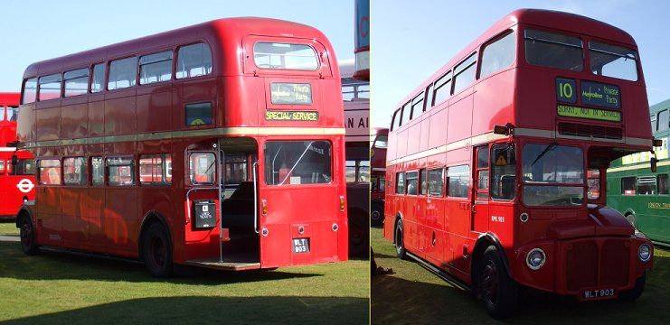 RML903 at Showbus, Duxford, September 2009