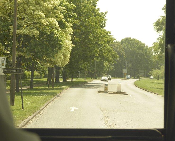 Hatfield To Welwyn Garden City Bus Sunday