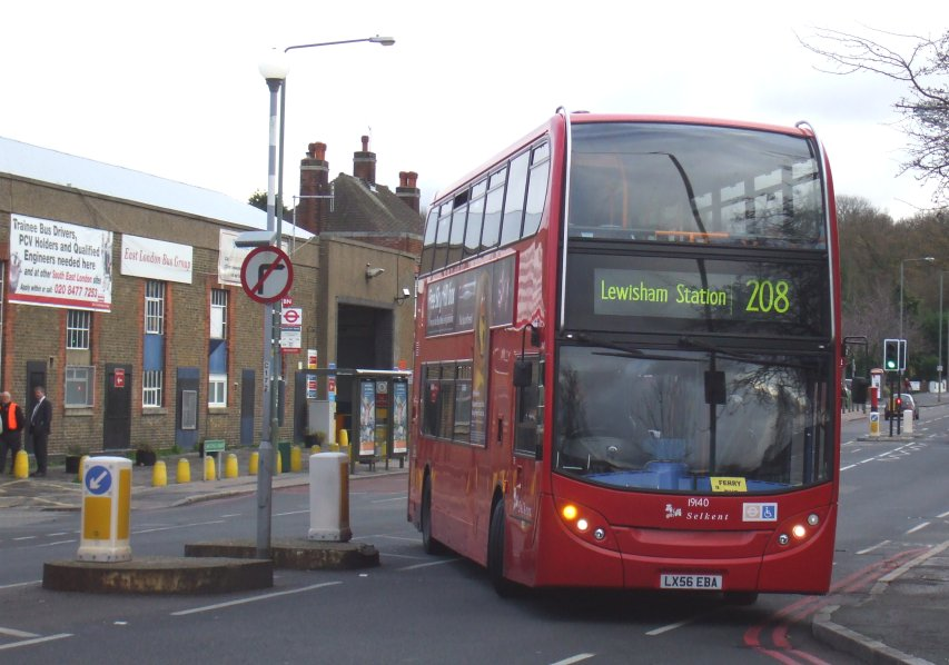 IAN'S BUS STOP: 126, 227 Revisited