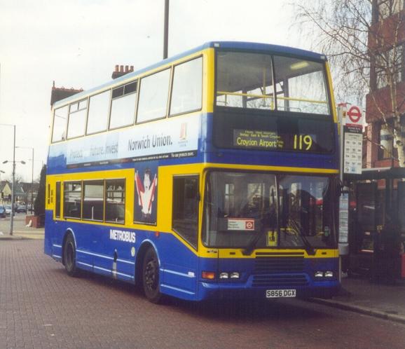 IAN'S BUS STOP: LONDON's Volvo Olympians