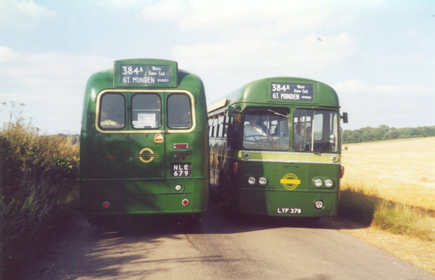 Ian S Bus Stop The London Transport Rfs